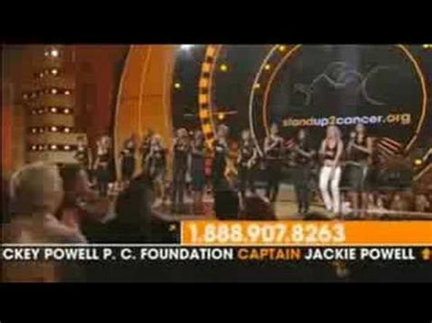 carrie underwood just stand up mp just stand up video live on stand up to cancer tethalon