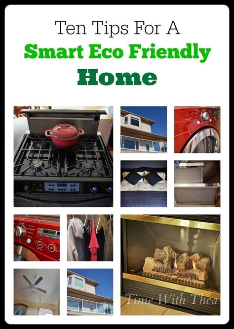10 Smart Detox Tips by Ten Tips For A Smart Eco Friendly Home