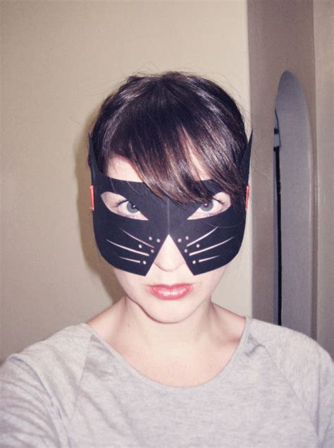 How To Make A Cat Mask With Paper - mer mag flashback mer mag