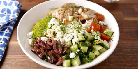 Color Ideas For Kitchen best greek power bowls recipe how to make greek power bowls