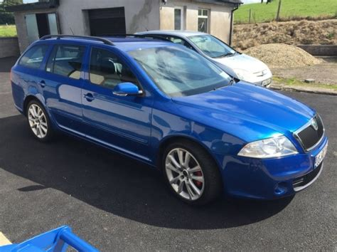 2008 skoda octavia vrs combi for sale for sale in