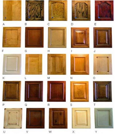Kitchen Cabinet Colors Pictures Kitchen Cabinet Wood Types