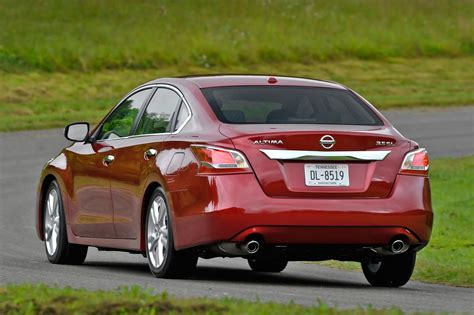 nissan altima sport 2014 2014 nissan altima reviews and rating motor trend