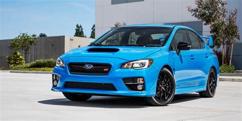 orange subaru wrx 2016 subaru wrx sti review
