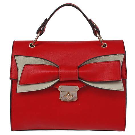 Handbag News Or Handbag Duh by Envy Bags Bow Front Handbag From Palmers