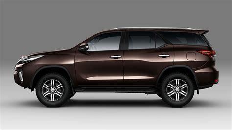 Toyota Fortuner 2017 Toyota Fortuner 2017 Redesign