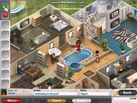 house layout for virtual families 2 virtual families 2 our dream house youtube