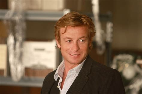 blond hair actor in the mentalist the mentalist the mentalist