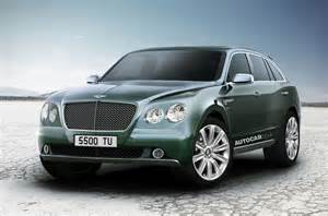 Bentley Suv Price 2012 Bentley Suv Rendered Goes On Sale In 2016