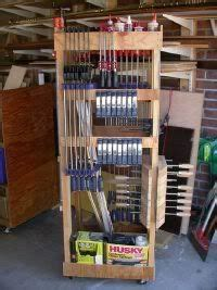 clamp storage plans space savers mobile clamp
