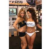 Option Racing Girls  SEMA Show 2007jpg Wikimedia Commons