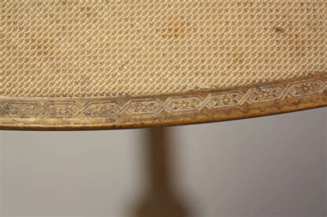 Wire L Shade by 1920s Table L With Wire Mesh Shade At 1stdibs