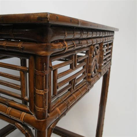 chinese bamboo kitchen cabinet for sale at 1stdibs chinese bamboo table for sale at 1stdibs