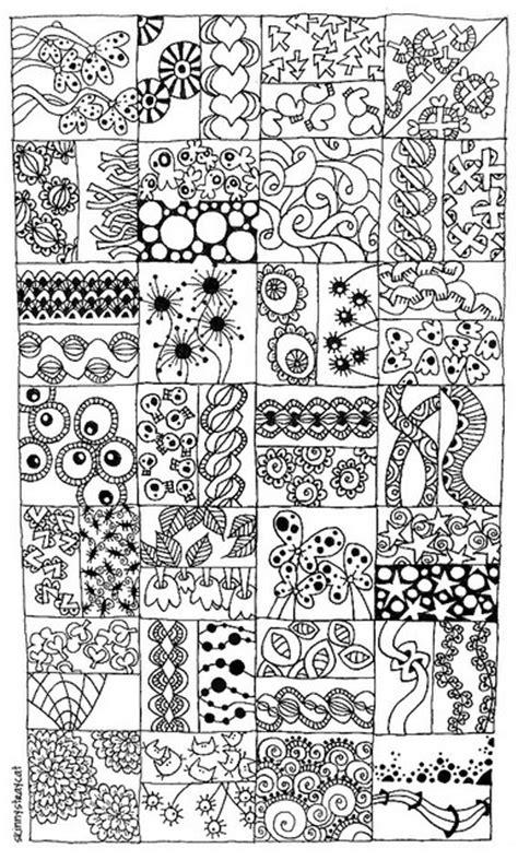 pattern fill drawing el arte de crear actividades de aula la expresividad de
