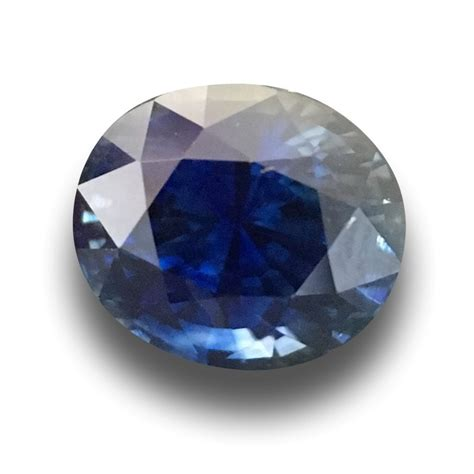 Color Change Purplish Blue Srilanka Sapphire 3 03 cts unheated royal blue sapphire gemstone sri lanka new