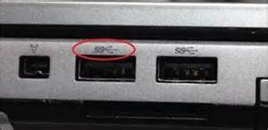 windows 8 how to detect if a usb port is 3 0 or 2 0