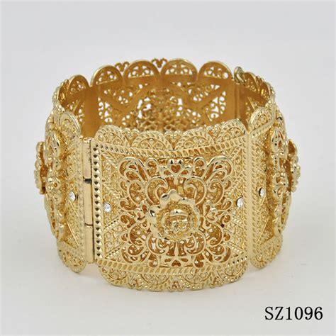 Gelang India Bangles 24k arabic gold bracelet bangles buy arabic gold