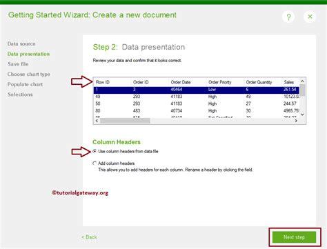 qlikview programming tutorial create new qlikview report using wizard 9