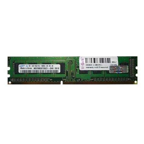 Memory Ram Vgen 2gb Ddr3 Pc1060012800 Garansi Lifetime jual v memory pc 4gb ddr3 pc 12800 murah bhinneka