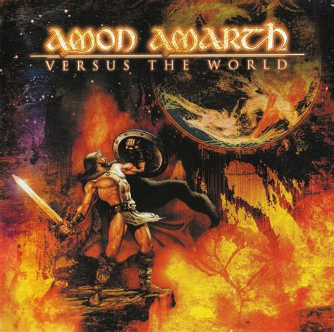 amon amarth mp amon amarth swe versus the world cd doc holliday