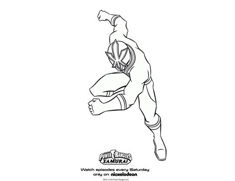 power rangers antonio coloring pages power rangers samurai coloring pages printable free