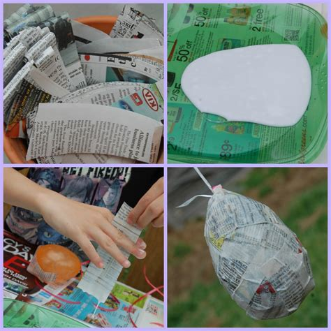 Steps To Make Paper Mache - paper m 226 ch 233 easter eggs diy craft