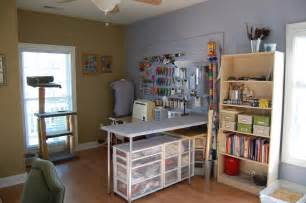 Craft Room Layout Designs by Craft Room Amp Home Studio Ideas