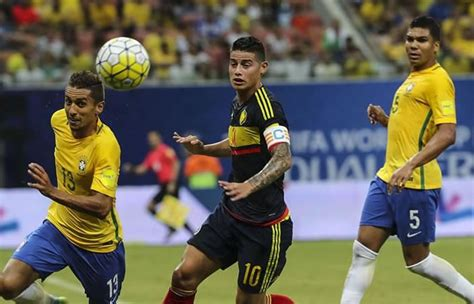 Partido Brasil Colombia Vs Brasil Definido El Horario Partido En