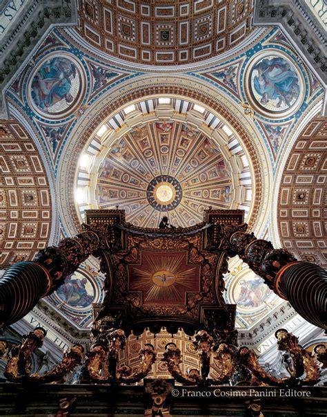 cupola bernini viaggio in italia un insolita basilica di san pietro in