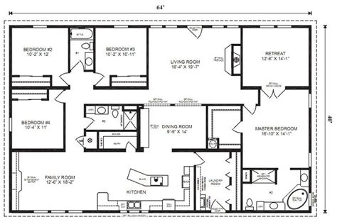 5 bedroom double wide 5 bedroom triple wide mobile homes bedroom at real estate