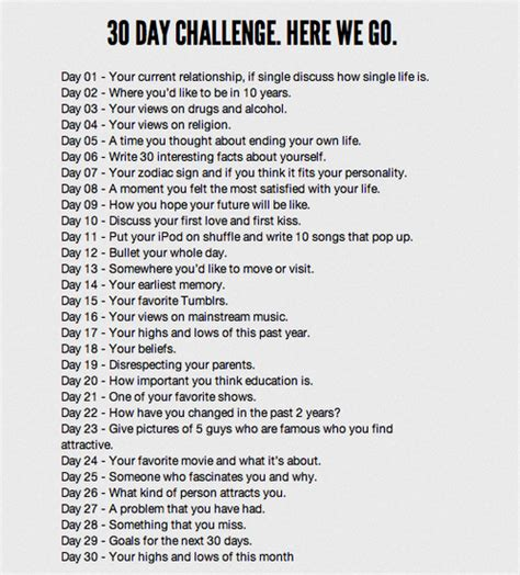 my positivity guide and journal challenge thirty day challenge books a without anorexia 30 day challenge