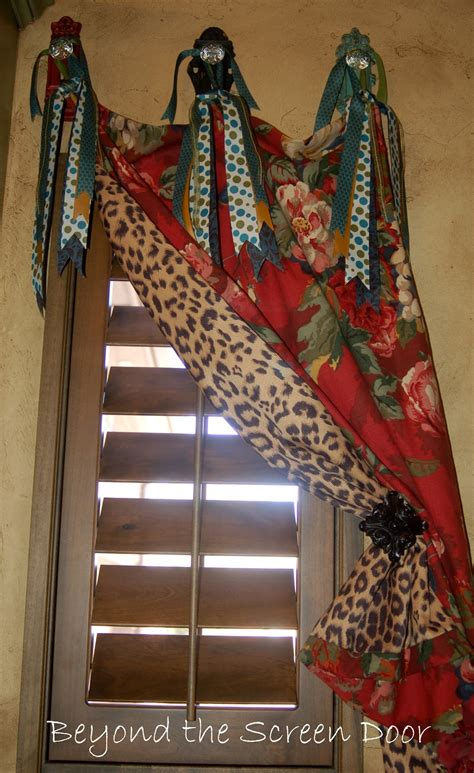 funky door curtains funky up cycle for a laundry room window sonya hamilton