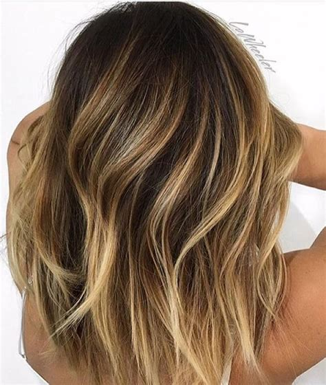 does hair look like ombre when highlights growing out 60 great brown hair with blonde highlights ideas