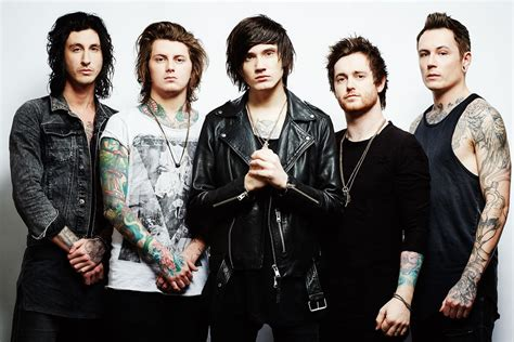 new singer revitalizes asking alexandria