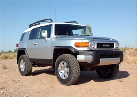 Toyota Fj Lift Kit Toyota Fj Cruiser Suspension Lift Kit 2 5 Quot 2007 2014