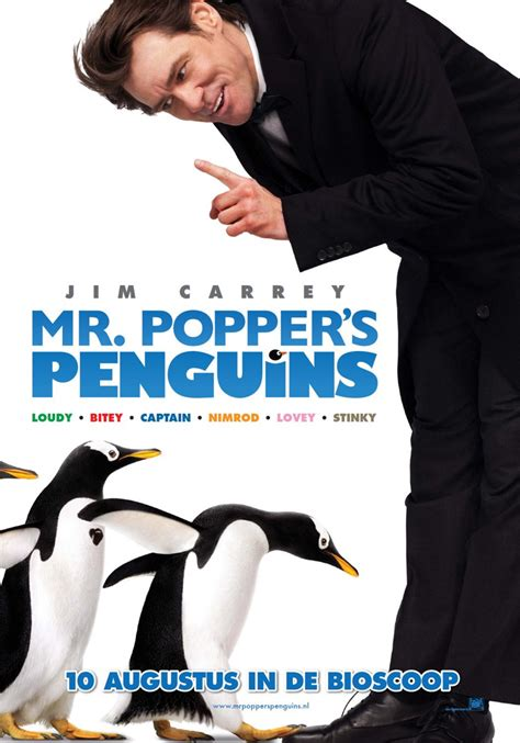 mr poppers penguins weekend round up snow white stetsons and sad trombones movie news theshiznit co uk