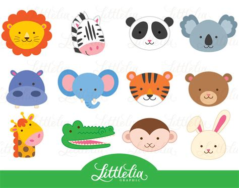 free printable zoo animal clipart free printable zoo animal clipart 52