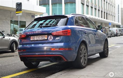 Audi Q3 Rs Abt by Audi Abt Rs Q3 2015 17 Maart 2018 Autogespot