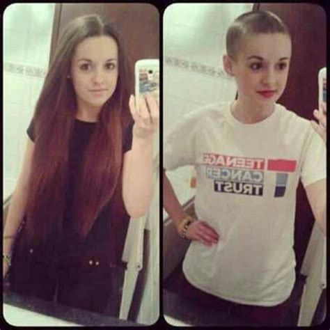 women buzz cut before and after 1000 images about super long hair all cut off on