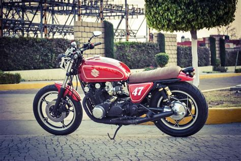 Suzuki Gs 850 Cafe Racer The World S Catalog Of Ideas