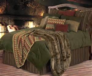 Dark Brown Duvet Cover Rustic Bedding Luxury Wilderness Ridge Rustic Bedding