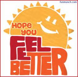 feel better free get well soon ecards and get well soon greetings from funmunch