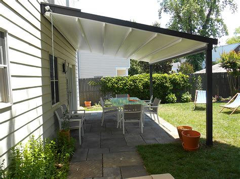 awnings and pergolas pergola 174 retractable roof systems maryland retractable