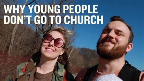 the real reason millennials don t go to church