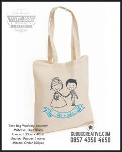 Tote Bag Blacu Costum Grosir Tote Bag Blacu Costum Murah grosir tote bag blacu souvenir pernikahan di balikpapan