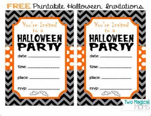halloween invitations free templates free halloween invitation printable images amp pictures becuo