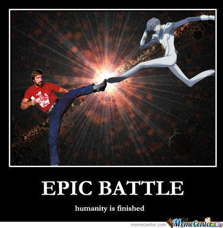 Meme Battle - epic battle by wahranelo meme center