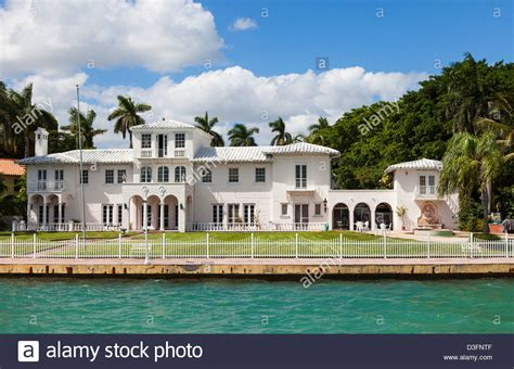 scarface house the quot scarface mansion quot star island miami beach usa
