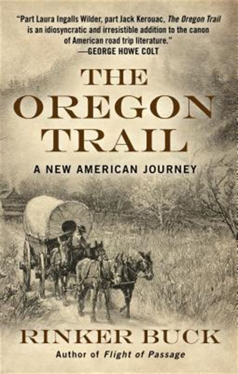 the oregon trail a new american journey books the oregon trail a new american journey large print