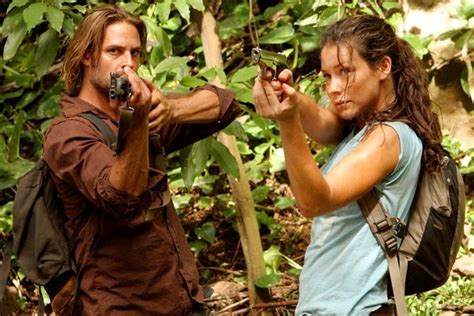 Evangeline Lilly Tries To Look Angry by Evangeline Lilly Tried To Quit Acting But Acting Would